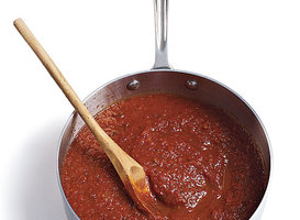 How to Make Slow-Roasted Tomato Marinara Sauce
