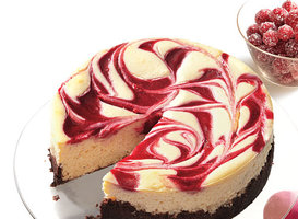 How to Make a Swirl Cheesecake