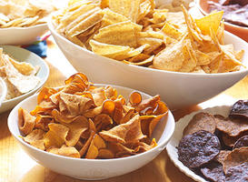 Top 10 Healthy Chips
