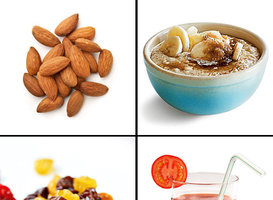 10 Best Foods and Drinks for Exercising