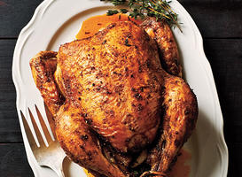 How To Roast a Whole Chicken