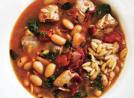 MyPlate-Inspired Soups and Stews