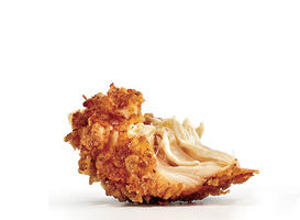 Salt Content in Fast Food Chicken Strips