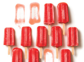 Three Steps to Homemade Ice Pops