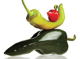 Chile Pepper Heat Index