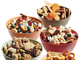 10 Snack Mix Recipes