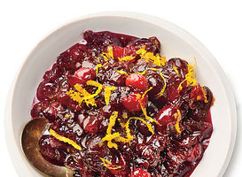Cranberry Sauce and Relish Recipes