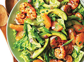 MyPlate-Inspired Salads