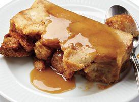 Bread Pudding: Recipe Makeover