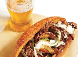 Cheesesteak: Recipe Makeover