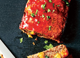 All-American Meat Loaf Recipe
