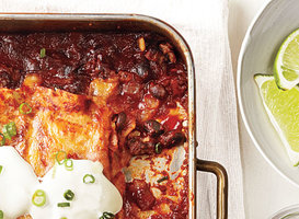 Healthy Enchilada Recipes