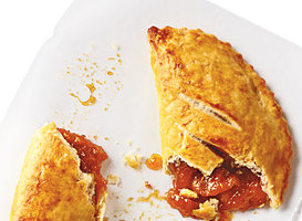 Lighter Peach Turnovers