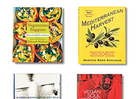 The Best Vegetarian and Vegan Cookbooks