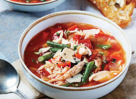 300-Calorie Soups, Stews, and Chilis
