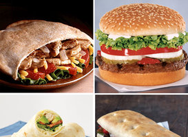 Best Fast Food Burgers and Sandwiches