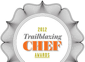 2012 Trailblazing Chef Awards