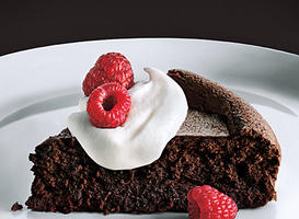 Test Kitchen Confidential: Lightened Baked Chocolate Mousse