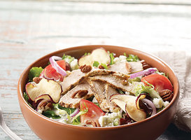 Panera Bread Salad Nutrition