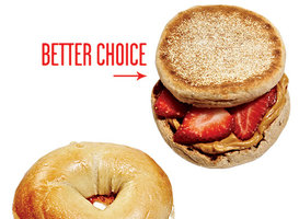 Simple 100-Calorie Food Swaps