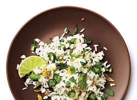 Quick Rice Stir-In Ideas