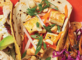 MyPlate-Inspired Vegetarian Recipes