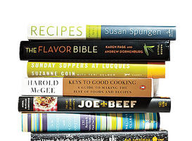 Best-of-the-Rest Cookbooks