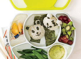 5 Fun Bento Box Lunches