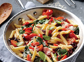 300-Calorie Pasta Recipes