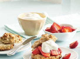 Recipe Makeover: Quick Strawberry Shortcakes