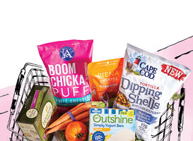 24 Best 200-Calorie Prepackaged Snacks
