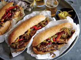 Best Tailgating Burgers and Sandwiches