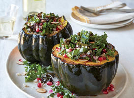 Vegetarian Thanksgiving Main Dishes