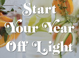 100 Ways to Start Your Year Off Light