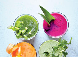 13 Healthy Juices