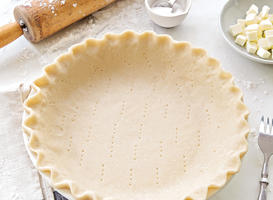 How to Make Homemade Pie Crust