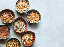 Eat Whole Grains Every Day