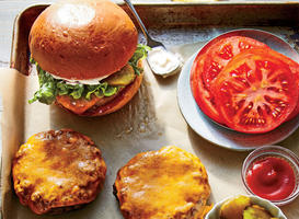 35 Better-for-You Burgers for Your Backyard Barbecue