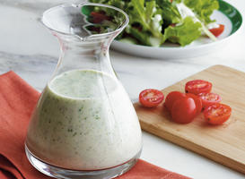 Family-Friendly Dressings and Sauces