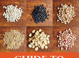 6 Types of Savory Beans