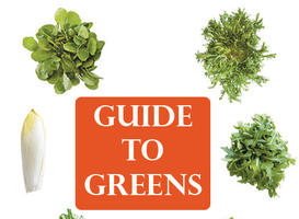 6 Nutritious and Tasty Salad Greens