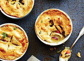 Chicken Potpie Recipes