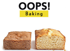Common Baking Mistakes