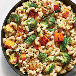 Roasted Veggie Mac and Cheese - Cooking Light