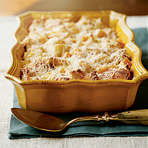 Savory Bread Puddings