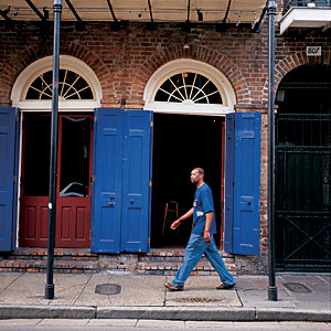 NOLA is known for its vibrance and jazz.