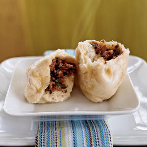 May: Steamed Pork Buns