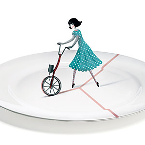 Portion Control: Divide Your Plates