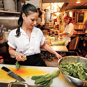 Chef Amanda Cohen Love The Whole Veggie Cooking Light