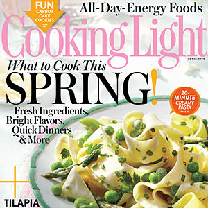 april 2014 recipe index cooking light